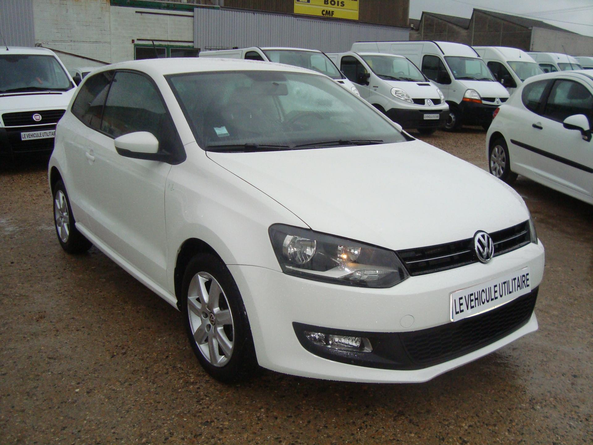 VW POLO 1.6TDI 90 CONFORTLINE